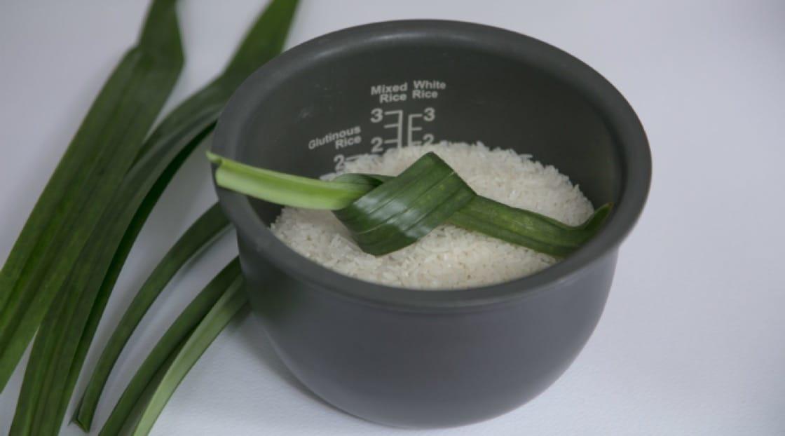 Pandan Rice