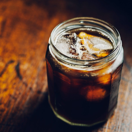 Design Your Nutrition:  Cold Brew Infusions (CBI)