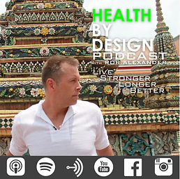 HEALTH BY DEIGN PODCAST