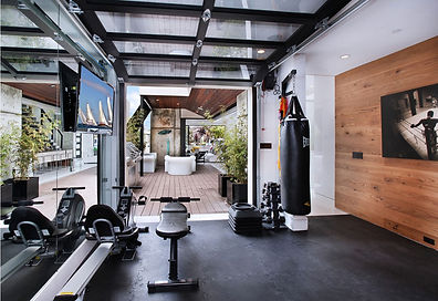 small-home-gym-decorating-idea-equipment