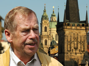 Vaclav Havel - Mein Prag