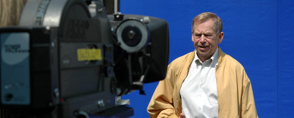 Václav Havel - Mein Prag