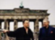 Harald Juhnke/Frank Castorf - Berlin