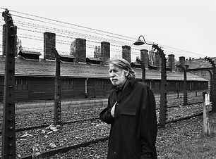 George Tabori in Auschwitz