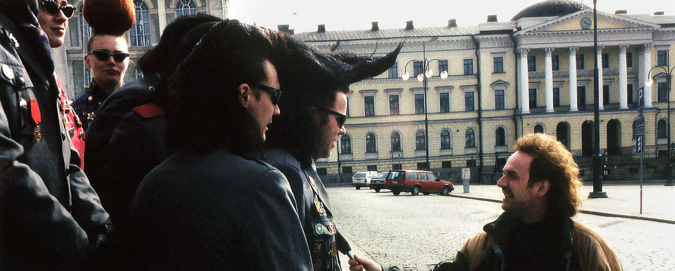 Leningrad Cowboys - Helsinki