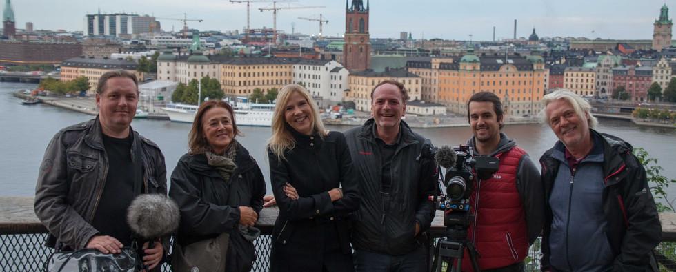 Liza Marklund - Mein Stockholm