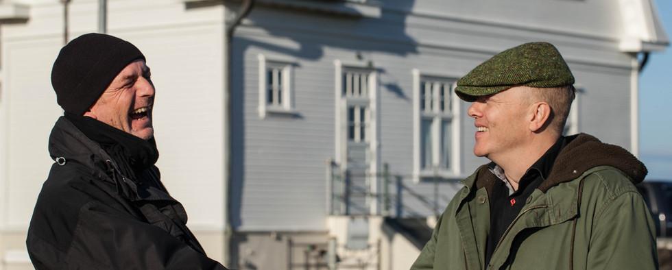 Jón Gnarr - Mein Reykjavík