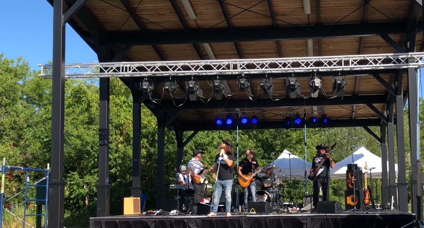 Live at Stouffville Ribfest 2019