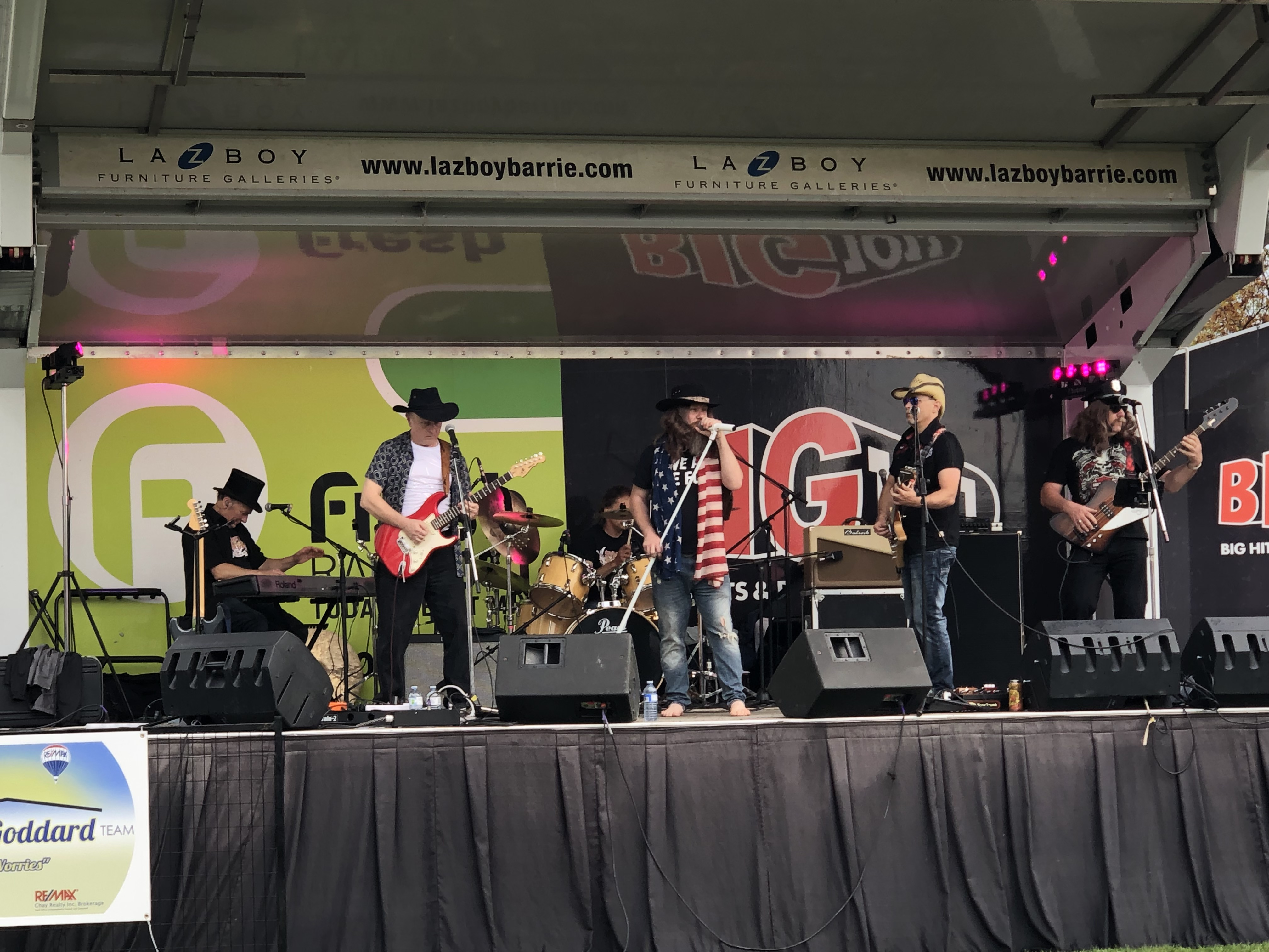 Barrie Waterfront MusicFest