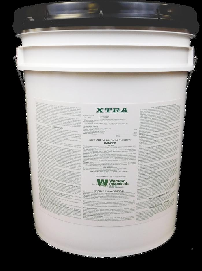 Sanitizer/Disinfectant 5 Gallon Pail