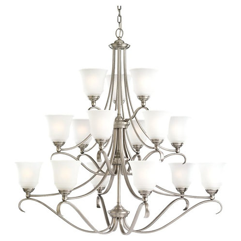SEA GULL LIGHTING PARKVIEW COLLECTION 31382-965 FIFTEEN LIGHT CHANDELIER