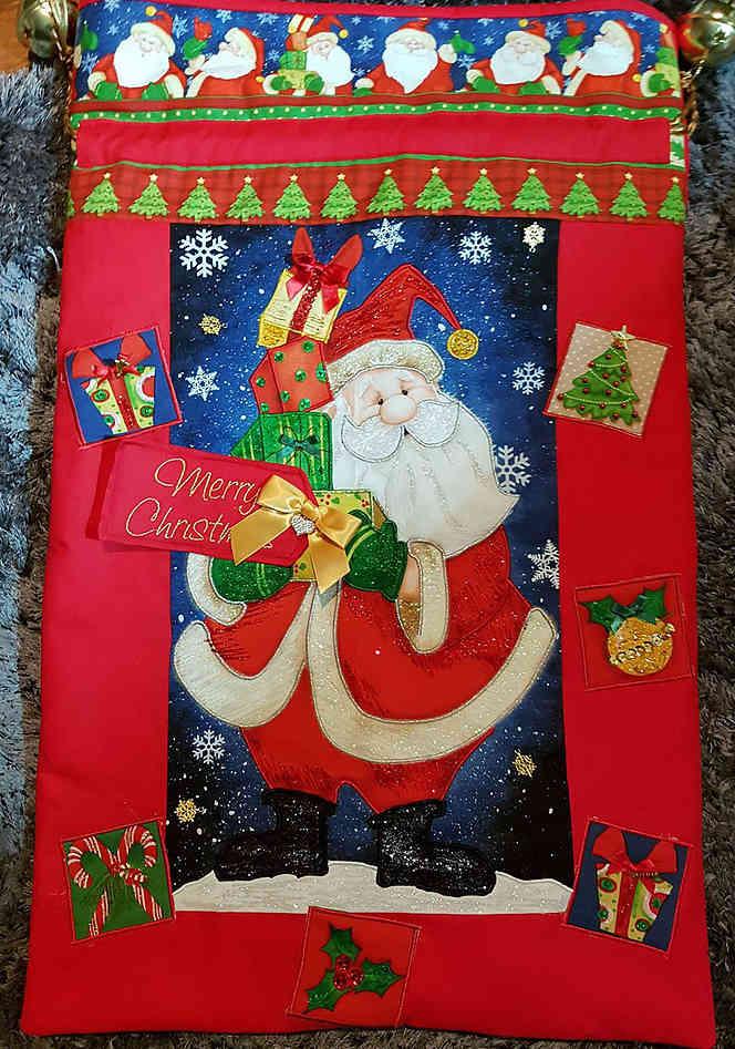Presents Anyone? Large Chrismtas Sack