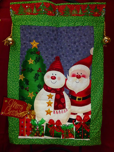 Santa's Pals - Super Santa Sack