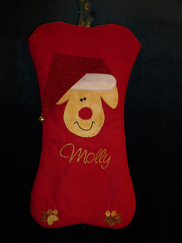 Santa Paws - Pet Stocking