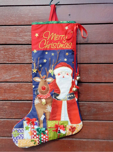 SPECIAL - Dear Rudolph - Christmas Stocking