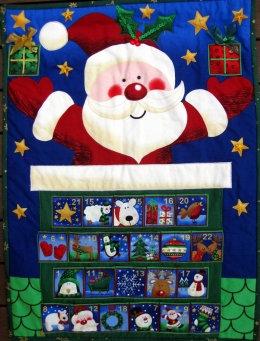 Hooray It's Santa - Advent Calendar
