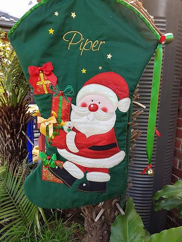 Night Before Christmas - Christmas Stocking - Large