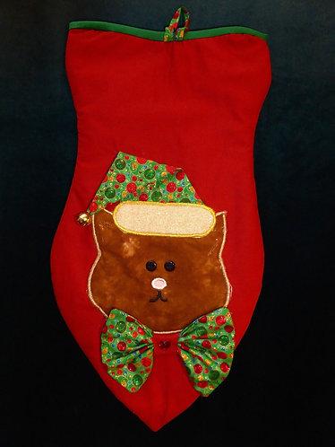 Santa Claws - Pet Stocking
