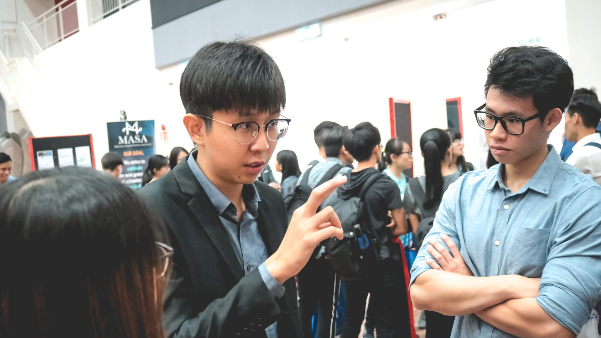MASA 2019 - Career Fair (Edited) - Canon