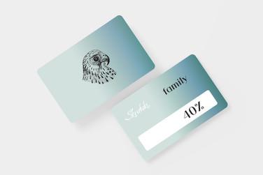 törzsvásárló kártya Skrabski pincészet