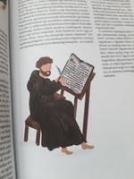 kódexmásoló szerzetes