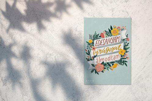 Letölthető Anyák napi képeslap