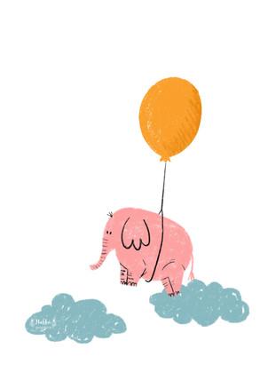 Repülő elefánt