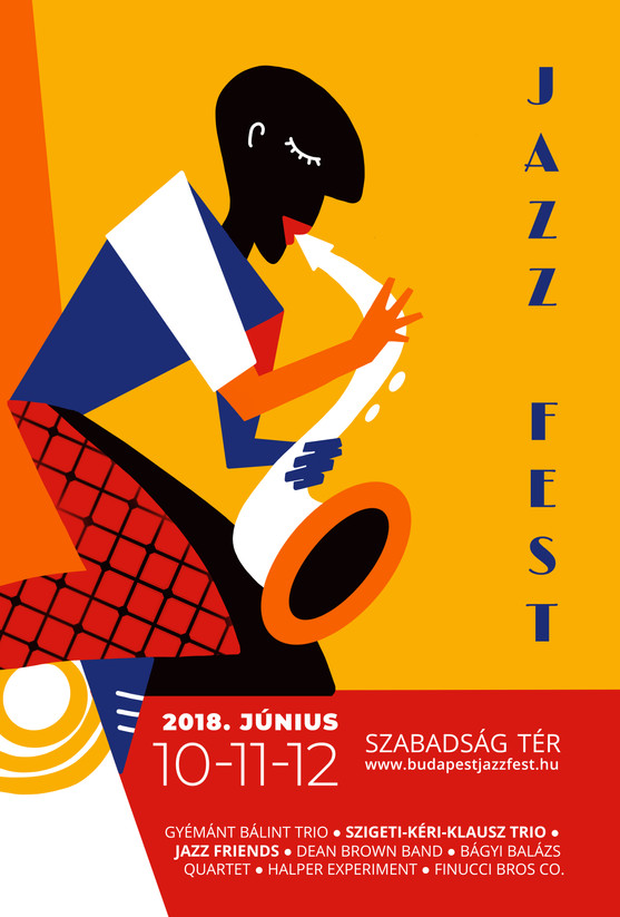 Jazz plakát