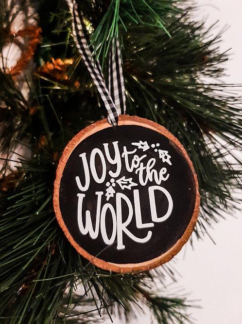 Joy to the world karácsonyi dísz