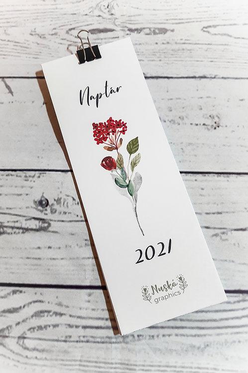 2021-es naptár