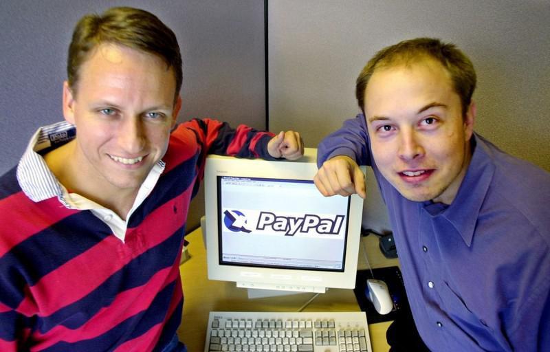 История развития PayPal