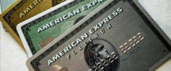 Виды пластиковых карт American Express