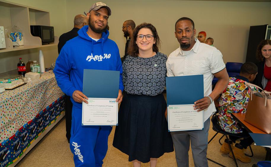 OIC Graduates