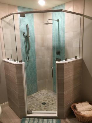Bathroom Tile Work