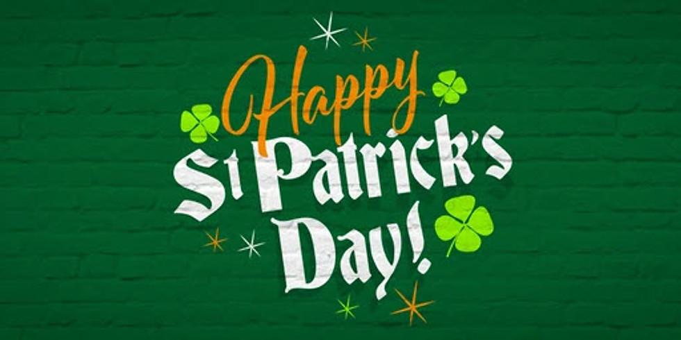 St. Patrick's 2021 Celebration