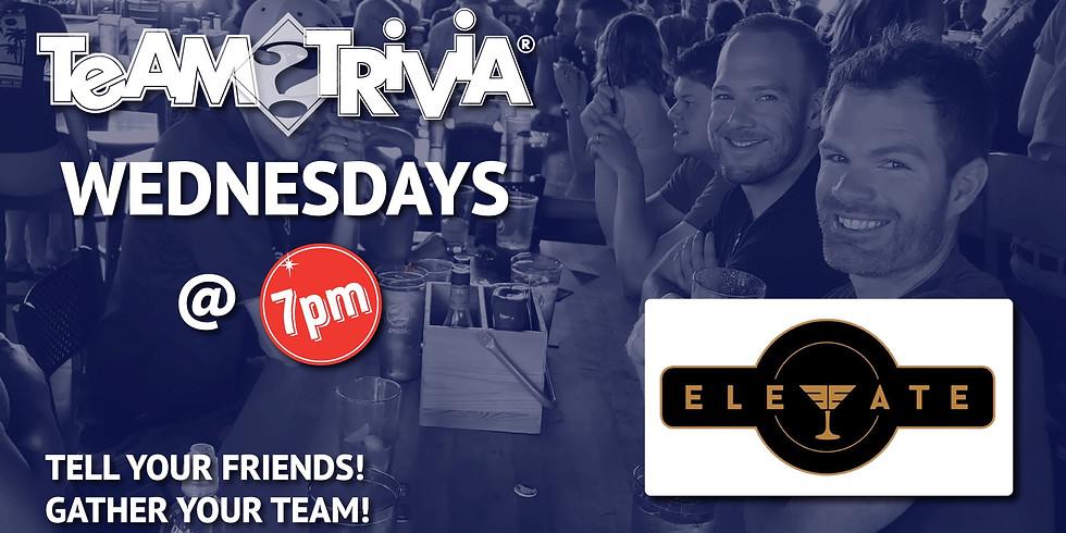 Every Wednesday - TRIVIA