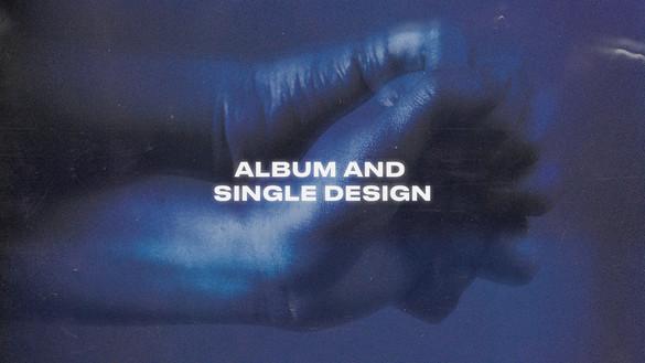 Diseño de Singles y Álbumes (Para músicos)