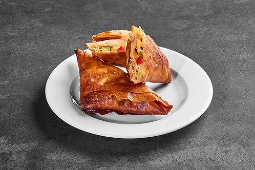 Filo Teigtaschen mit Fleischfüllung - 10 Stück