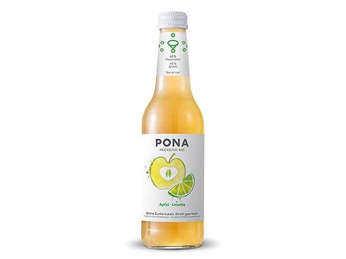 BIO-Fruchtsaft Apfel Limette