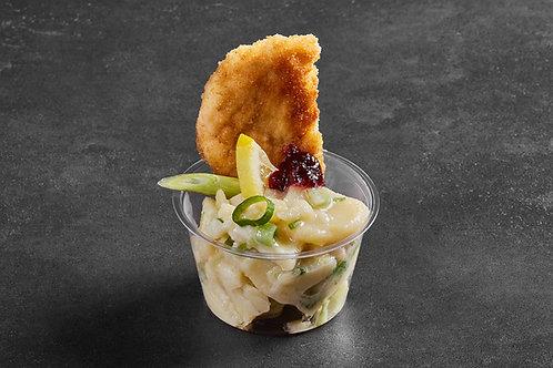 Wiener Schnitzel vom Huhn - 10 Stück