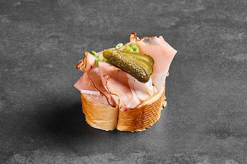 Brötchen mit Tiroler Karreespeck -  8 Stück