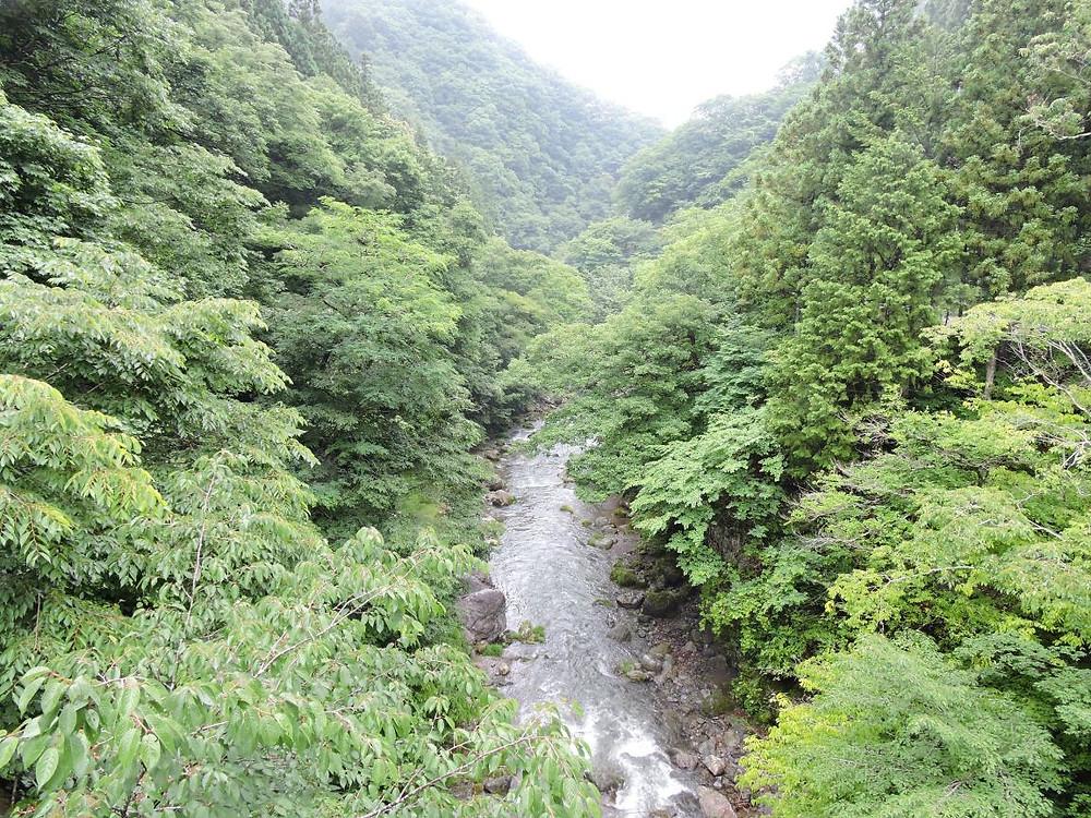 ツキノワ荘 浦川