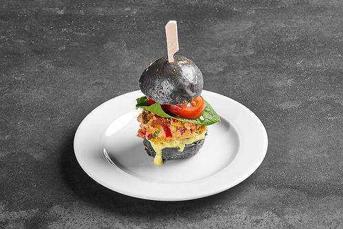 Garnelenburger mit Mangomayonaise - 10 Stück