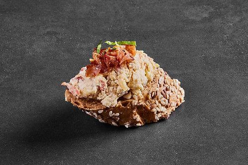 Brötchen mit Bacon Röstzwiebelaufstrich - ab 8 Stück