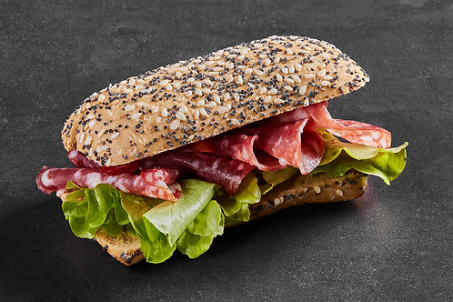Jourgebäck gefüllt mit Mailänder Salami -  4 Stück