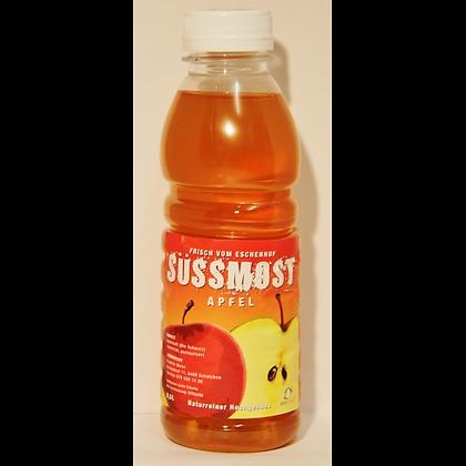 Bio Süssmost Apfel 0.5 Liter PET-Flasche