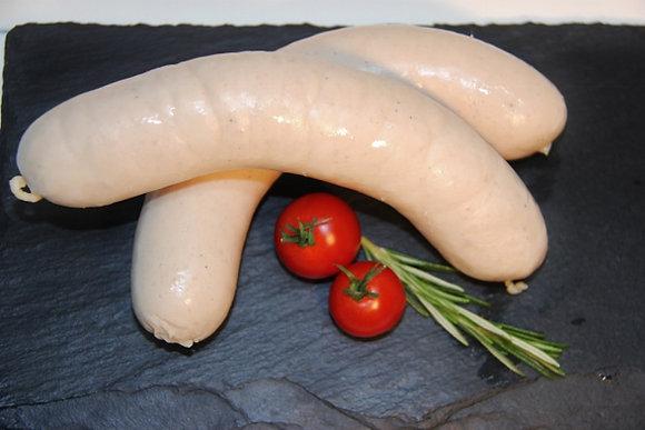Bratwürste vom Hittnauer Premium Bio Jungrind pro 100 g