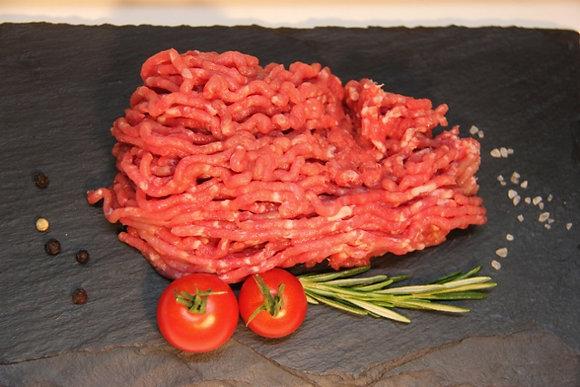 Hackfleisch vom Hittnauer Premium Bio Jungrind pro 100 g