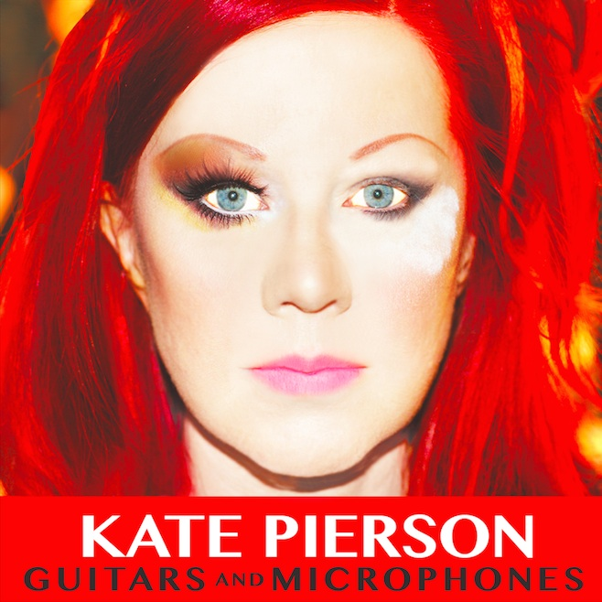 Kate Pierson - Guitars And Microphon