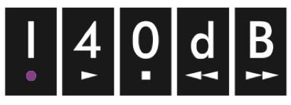 140db